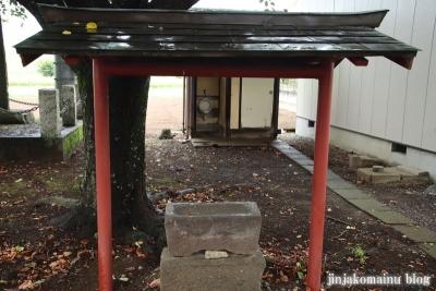 一色神社 (猿島郡五霞町川妻)5