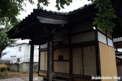 一色神社 (猿島郡五霞町川妻)8
