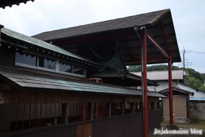 一色神社 (猿島郡五霞町川妻)9