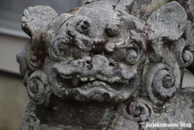 一色神社 (猿島郡五霞町川妻)20