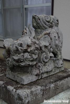一色神社 (猿島郡五霞町川妻)13