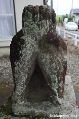 一色神社 (猿島郡五霞町川妻)19