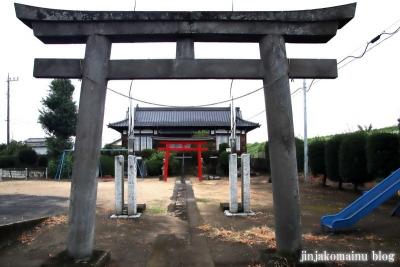 鷲神社 (加須市向古河)1