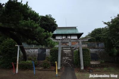 浅間神社 (加須市伊賀袋)1