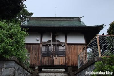 浅間神社 (加須市伊賀袋)4
