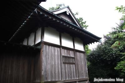 浅間神社 (加須市伊賀袋)8