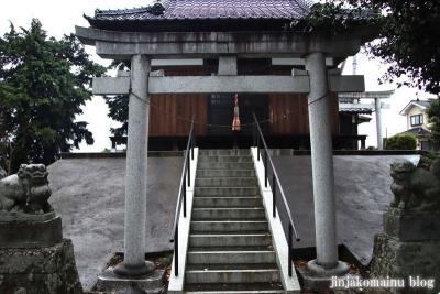 (鷲神社 加須市駒場)5
