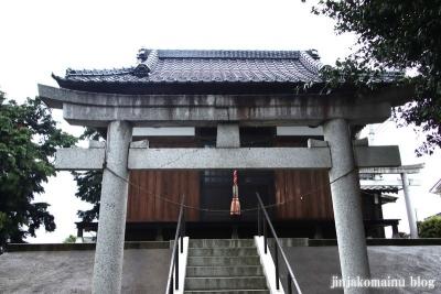 (鷲神社 加須市駒場)6