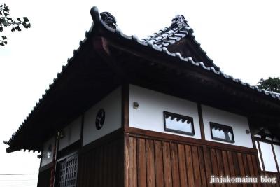 (鷲神社 加須市駒場)7