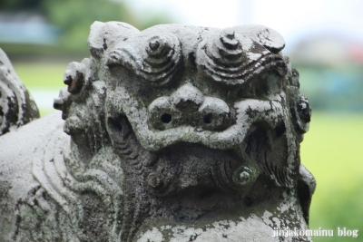 (鷲神社 加須市駒場)20