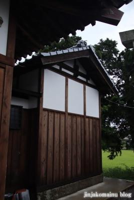 (鷲神社 加須市駒場)8