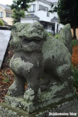 (鷲神社 加須市駒場)12