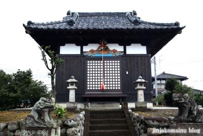 鷲神社  加須市栄3