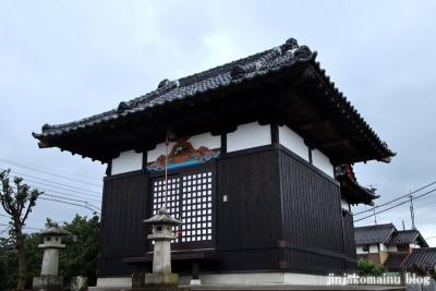 鷲神社  加須市栄4