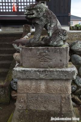 鷲神社  加須市栄7