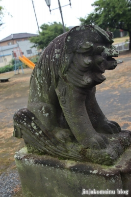 鷲神社  加須市栄9