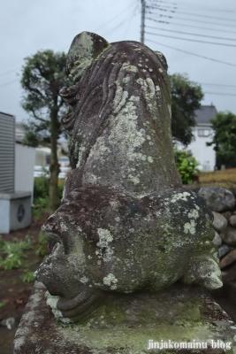 鷲神社  加須市栄10