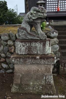 鷲神社  加須市栄11