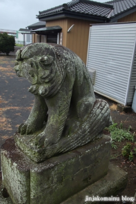 鷲神社  加須市栄13