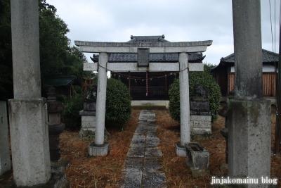 鷲神社  (加須市本郷)1