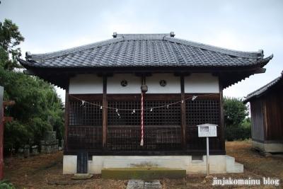鷲神社  (加須市本郷)4