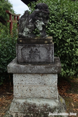 鷲神社  (加須市本郷)14