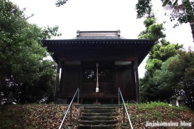 鷲神社  (加須市栄)3