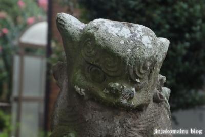 鷲神社 (加須市麦倉)15