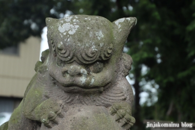 鷲神社 (加須市麦倉)16
