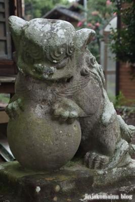 鷲神社 (加須市麦倉)8