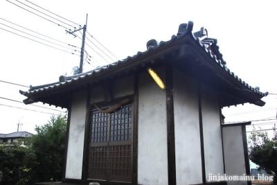 鷲神社  (加須市小野袋)3
