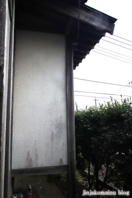 鷲神社  (加須市小野袋)4