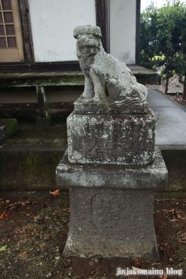 鷲神社  (加須市小野袋)5