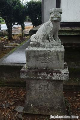鷲神社  (加須市小野袋)9