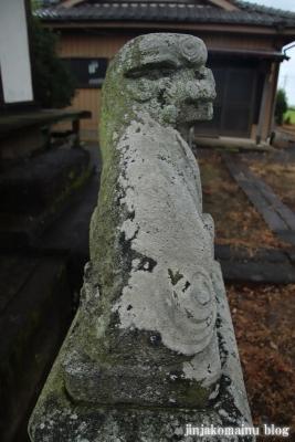 鷲神社  (加須市小野袋)12