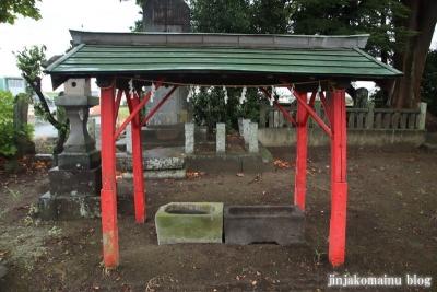 八坂神社  (加須市麦倉)5