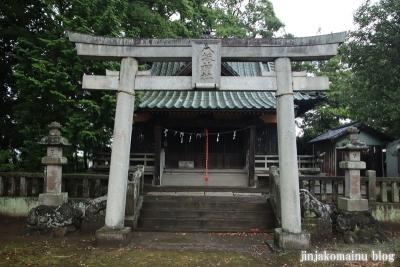 八坂神社  (加須市麦倉)6