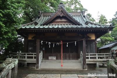 八坂神社  (加須市麦倉)8