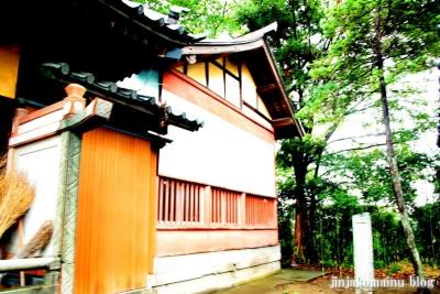 八坂神社  (加須市麦倉)12