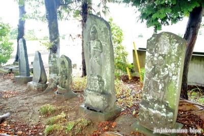 八坂神社  (加須市麦倉)16