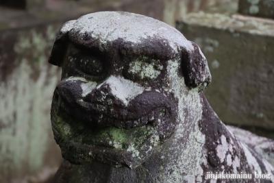 八坂神社  (加須市麦倉)26