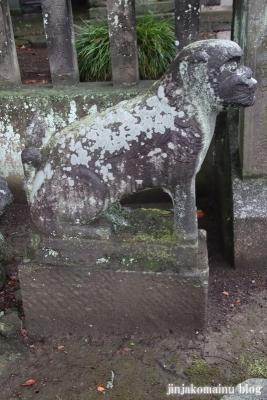 八坂神社  (加須市麦倉)21