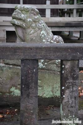 八坂神社  (加須市麦倉)28