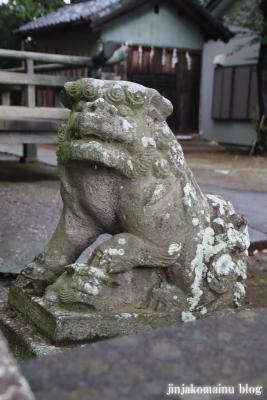 八坂神社  (加須市麦倉)29