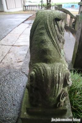 八坂神社  (加須市麦倉)35