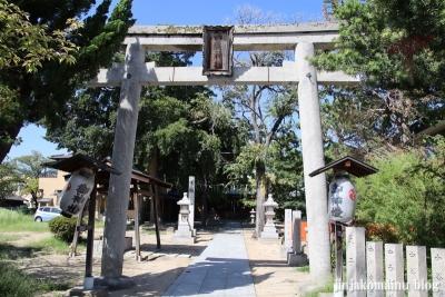 西堤神社 (東大阪市西堤)3