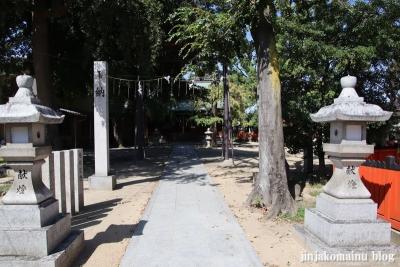 西堤神社 (東大阪市西堤)6