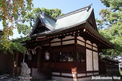 西堤神社 (東大阪市西堤)9