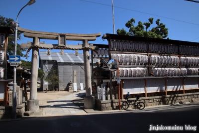 天神社(東大阪市御厨)1