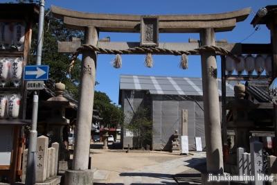 天神社(東大阪市御厨)2